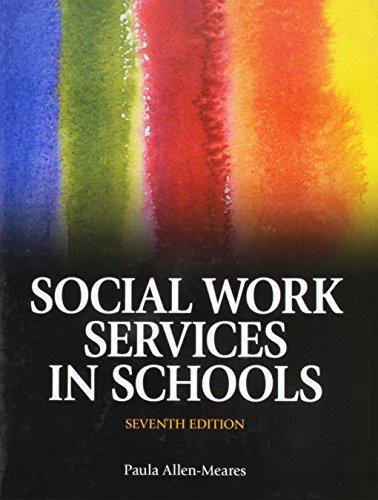 9780205917273: Social Work Services in Schools