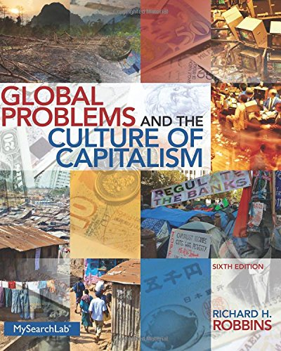 9780205917655: Global Problems and the Culture of Capitalism (6th Edition)