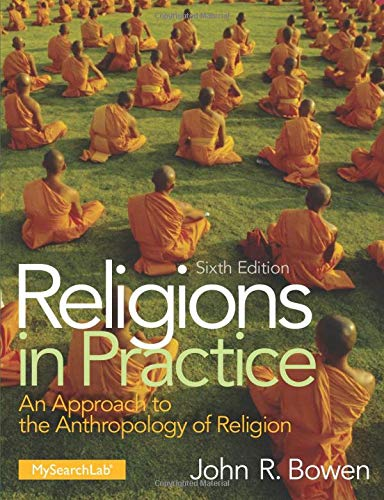 9780205917662: Religions in Practice: An Approach to the Anthropology of Religion