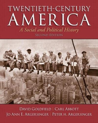 9780205920235: Twentieth-Century America (2nd Edition)