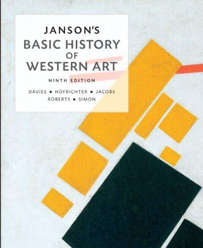 Janson's Basic History of Western Art MyArtsLab