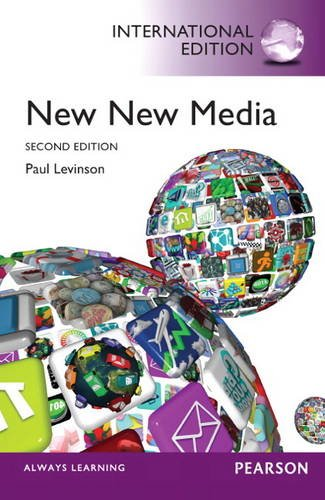 9780205927326: New New Media:International Edition