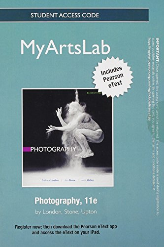 9780205934133: New Myartslab with Pearson Etext -- Standalone Access Card -- For Photography