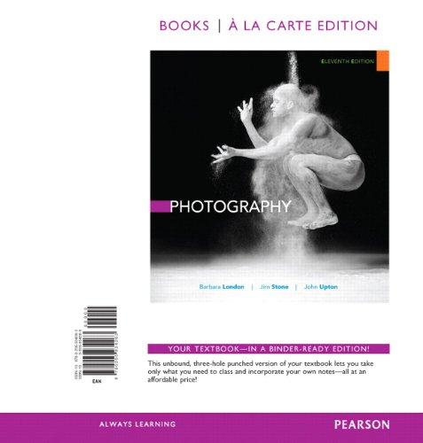 9780205934263: Photography, Books a la Carte Edition (11th Edition)