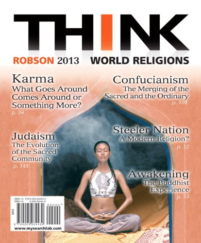 THINK World Religions (2nd Edition): Robson, Roy R