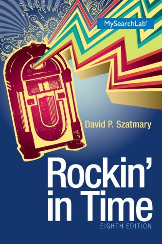 9780205936243: Rockin In Time (8th Edition)
