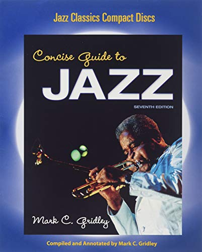 9780205937387: Jazz Classics CDs for Concise Guide to Jazz