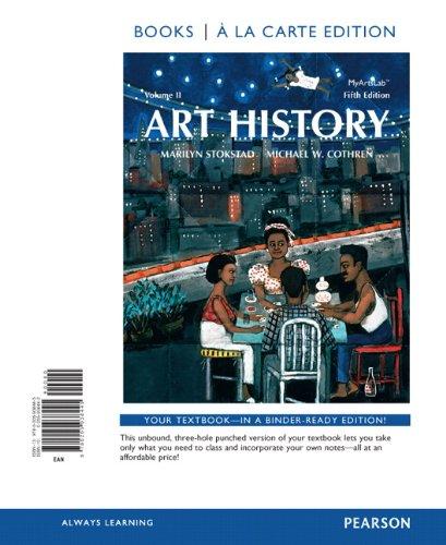 9780205938445: Art History Volume 2, Books a la Carte Edition (5th Edition)