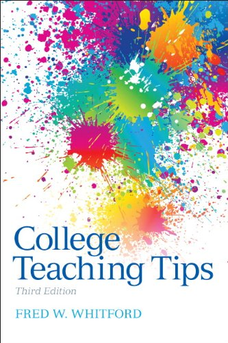 9780205940219: College Teaching Tips (3rd Edition)