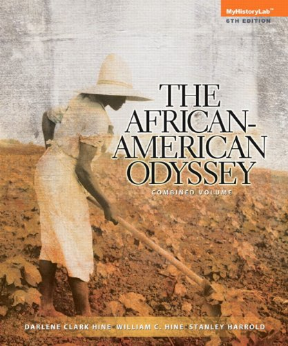9780205940455: African-American Odyssey, The, Combined Volume (6th Edition)