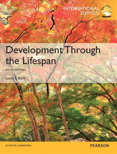 9780205940844: Development Through the Lifespan