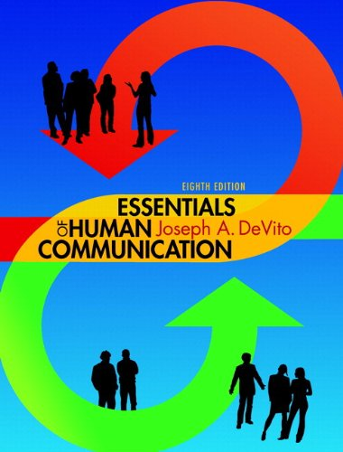 9780205940882: Essentials of Human Communication Plus NEW MyCommunicationLab with eText -- Access Card Package (8th Edition)