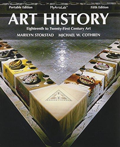 9780205941759: ART HISTORY PORTABLE BK 4&ART HIST BK5&6 PK