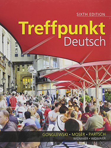 9780205942138: Treffpunkt Deutsch: Grundstufe, Student Activity Manual, MyGermanLab with eText with Access Card (6th Edition)