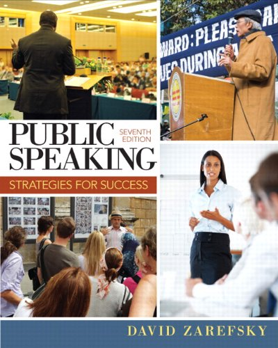 9780205943241: Public Speaking: Strategies for Success Plus NEW MyCommunicationLab with eText -- Access Card Package (7th Edition)