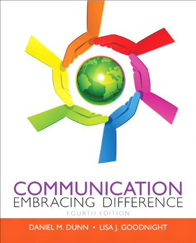 9780205943661: Communication: Embracing Difference Plus MySearchLab with eText -- Access Card Package (4th Edition)