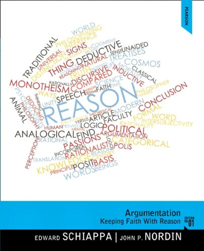 9780205943722: Argumentation: Keeping Faith with Reason Plus NEW MySearchLab with Pearson eText -- Access Card Package