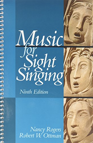 9780205944965: MUSIC FOR SIGHT SINGING&STUDYING RHYTHM PKG