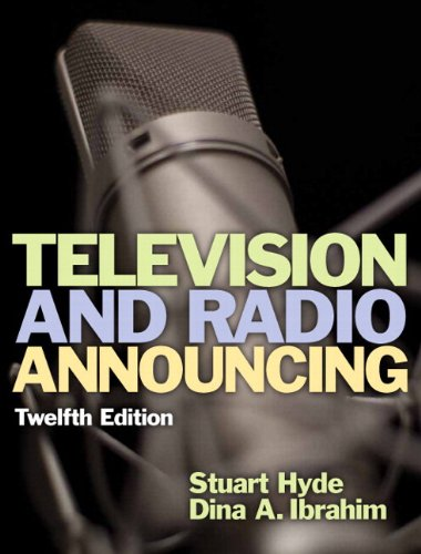 9780205946259: Television and Radio Announcing Plus MySearchLab with Pearson eText --Access Card Package (12th Edition)