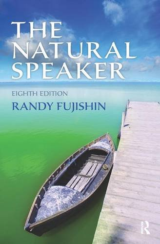 9780205946273: The Natural Speaker, 8th Edition