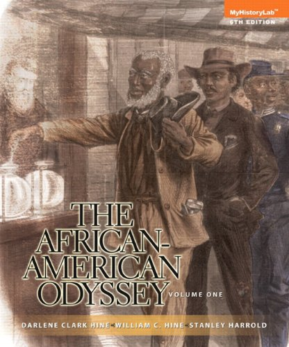 9780205947041: The African-American Odyssey, Volume 1 (6th Edition)