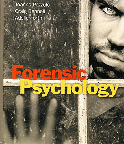 9780205947140: Forensic Psychology