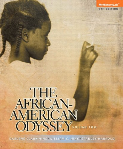 9780205947492: The African-American Odyssey: Volume 2 (6th Edition)
