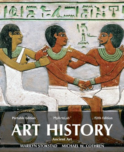 9780205949328: Art History Portable, Book 1: Ancient Art Plus NEW MyArtsLab with eText -- Access Card Package (5th Edition)