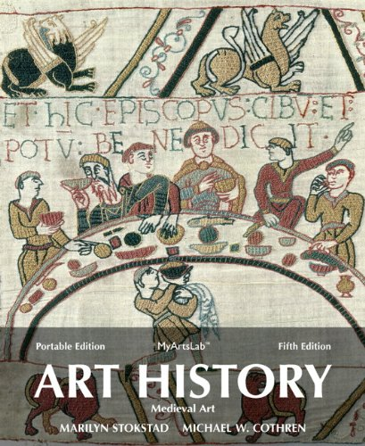 9780205949335: Art History Portable, Book 2: Medieval Art Plus NEW MyLab Arts with eText -- Access Card Package (5th Edition)