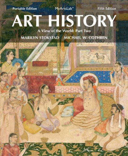 9780205949366: Art History Portable, Book 5: A View of the World, Part Two Plus NEW MyArtsLab with eText -- Access Card Package (5th Edition)