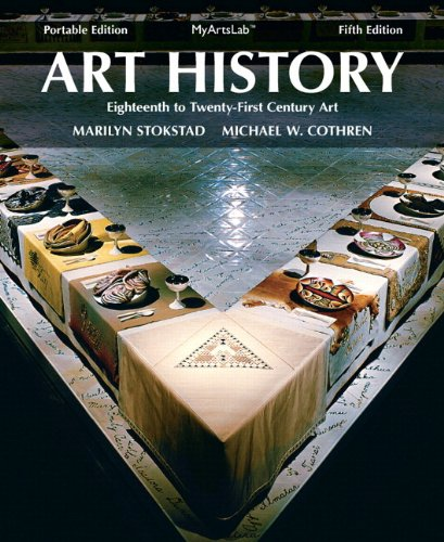 9780205949373: Art History Portables Book 6: 18th - 21st Century Plus NEW MyArtsLab with eText -- Access Card Package (5th Edition)