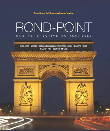9780205949403: Rond-Point with MyFrenchLab (multi semester access) with Pearson eText -- Access Card Package (2nd Edition)