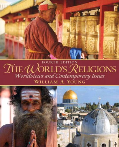 9780205949427: World's Religions, The Plus NEW MyReligionLab with eText -- Access Card Package (4th Edition)