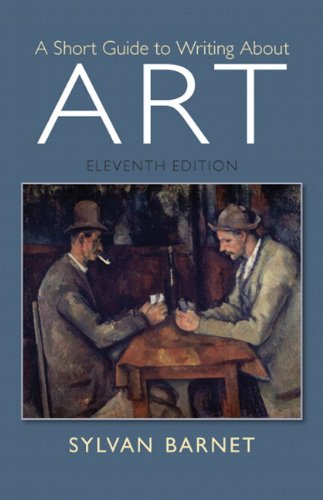 9780205949526: Short Guide to Writing About Art Plus MySearchLab with eText -- Access Card Package (11th Edition)