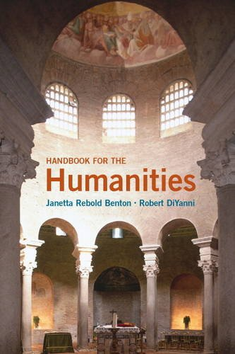 9780205949786: Handbook for the Humanities Plus NEW MyLab Arts with eText -- Access Card Package