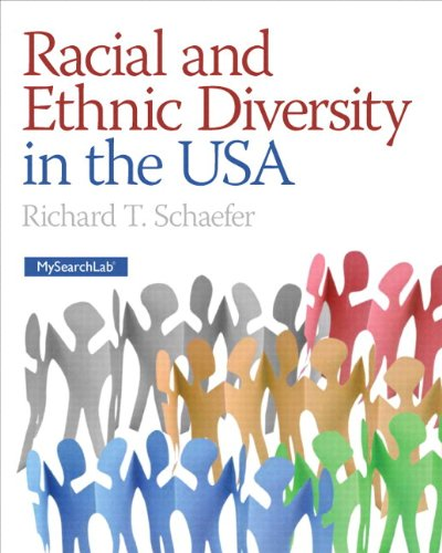 9780205949793: Racial and Ethnic Diversity in the USA Plus NEW MySocLab with eText -- Access Card Package