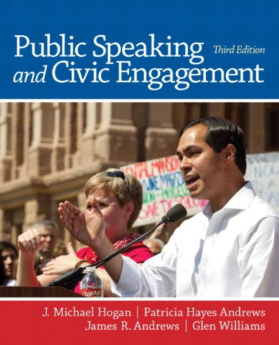 9780205953950: Public Speaking and Civic Engagement Plus NEW MyCommunicationLab with eText -- Access Card Package (3rd Edition)