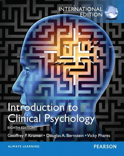 9780205954001: Introduction to Clinical Psychology (S2PCL): International Edition