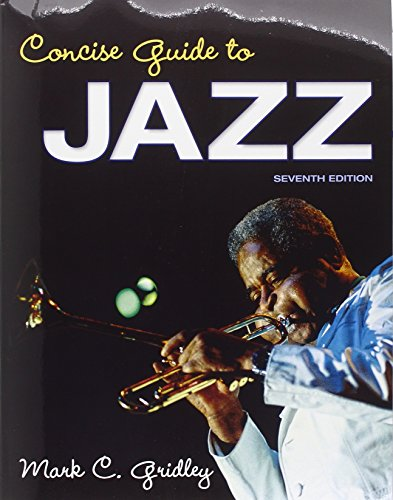 9780205955237: Concise Guide to Jazz Plus NEW MySearchLab with eText -- Access Card Package (7th Edition)