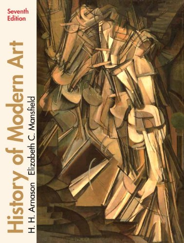 9780205955510: History of Modern Art Plus MySearchLab with eText -- Access Card Package (7th Edition)