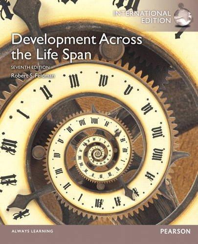 9780205956159: Development Across the Life Span
