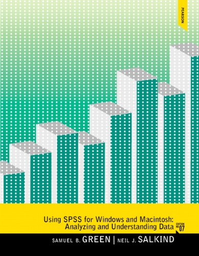 9780205958603: Using SPSS for Windows and Macintosh
