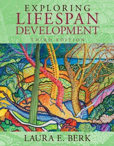 Exploring Lifespan Development MyDevelopmentLab Includes Pearson Etext: Berk, Laura E.
