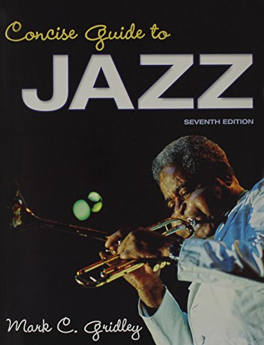 9780205959020: Concise Guide to Jazz & Jazz Classics CDs for Concise Guide to Jazz Package (7th Edition)