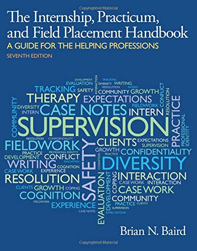 9780205959655: Internship, Practicum, and Field Placement Handbook