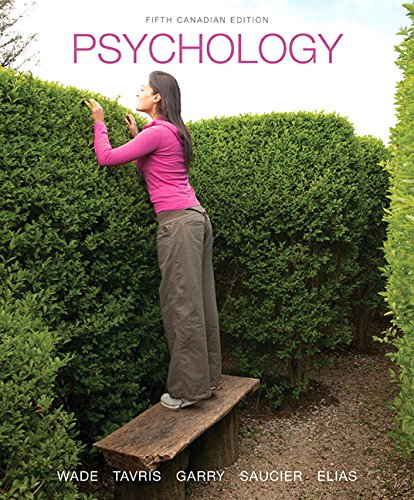 9780205960354: Psychology, Fifth Canadian Edition (5th Edition)