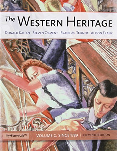 9780205962396: The Western Heritage: Volume C (11th Edition)