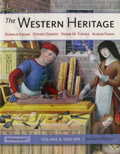 9780205962426: The Western Heritage: Volume B (11th Edition)