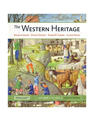 9780205962440: The Western Heritage: Volume A (11th Edition)