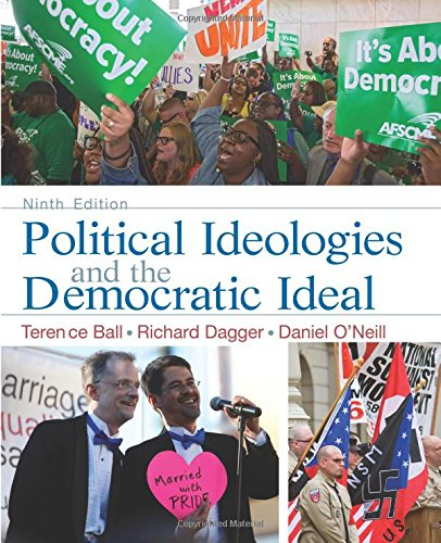 9780205962556: Political Ideologies and the Democratic Ideal (9th Edition)